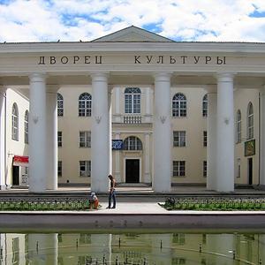 Дворцы и дома культуры Брежнева
