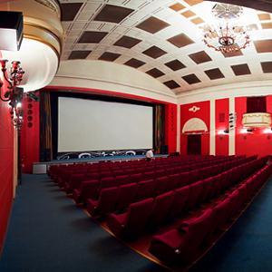 Кинотеатры Брежнева