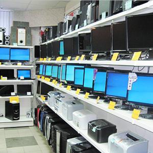 Компьютерные магазины Брежнева