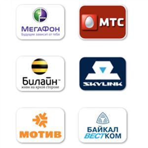 Операторы сотовой связи Брежнева