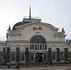 Железнодорожные вокзалы в Брежневе