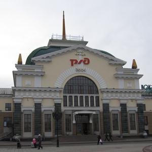 Железнодорожные вокзалы Брежнева